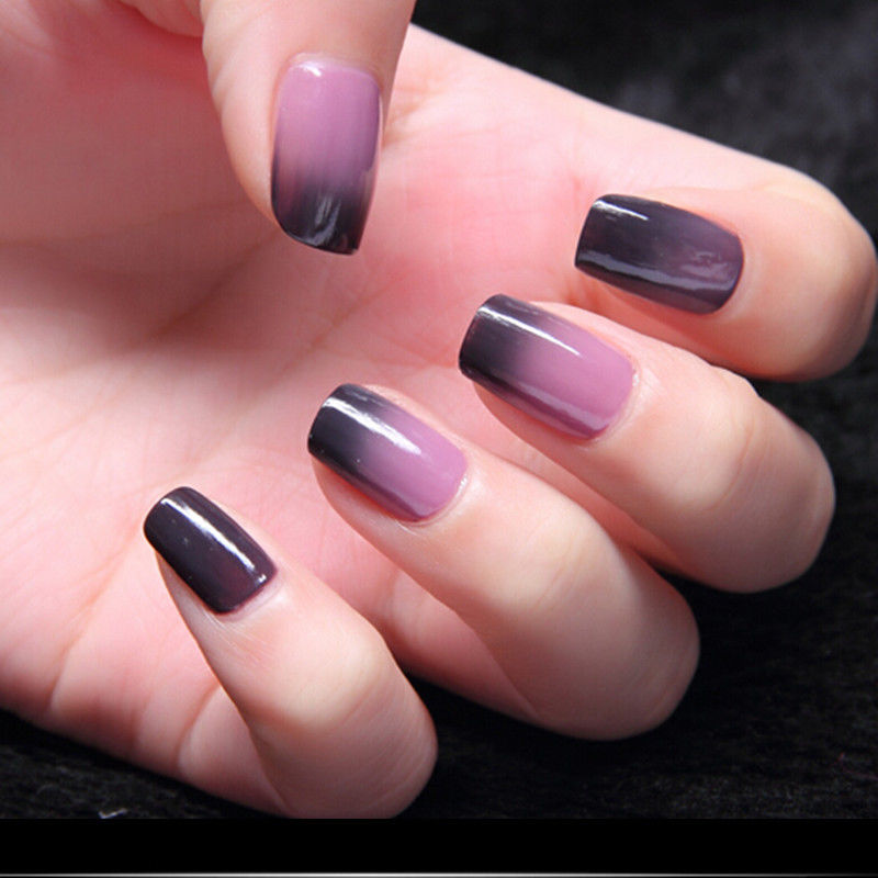 Shellac Nail Polish That Changes Colors